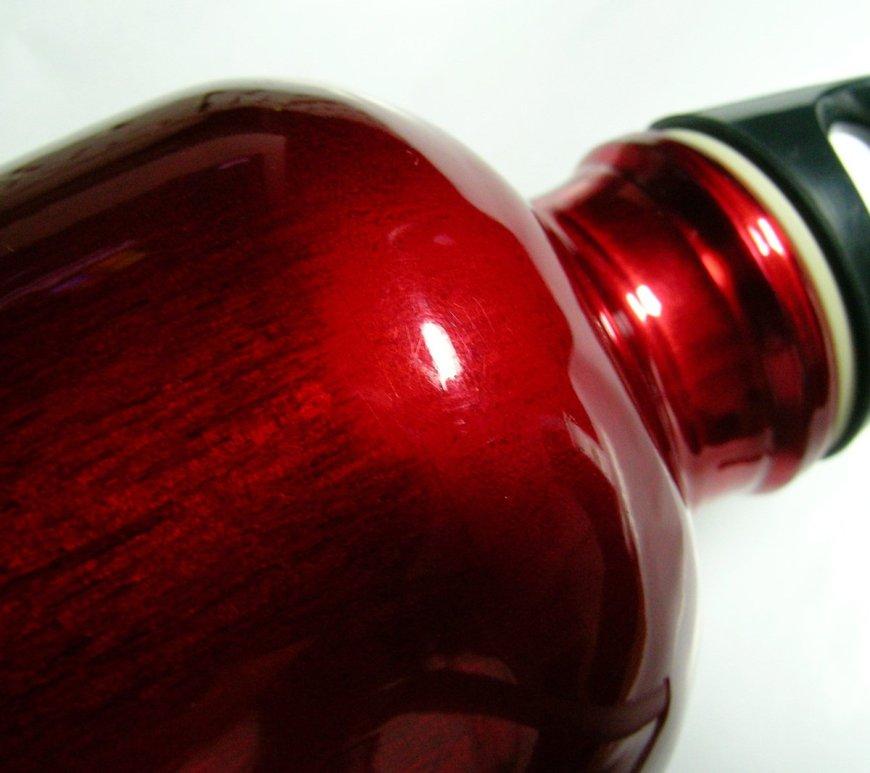 red bottle Bottiglie Riutilizzabili