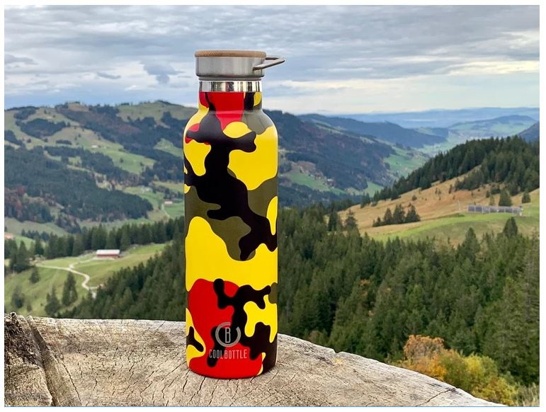 becool bottle su Bottiglie riutilizzabili